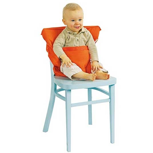 Chaise b b for Baby to love chaise nomade