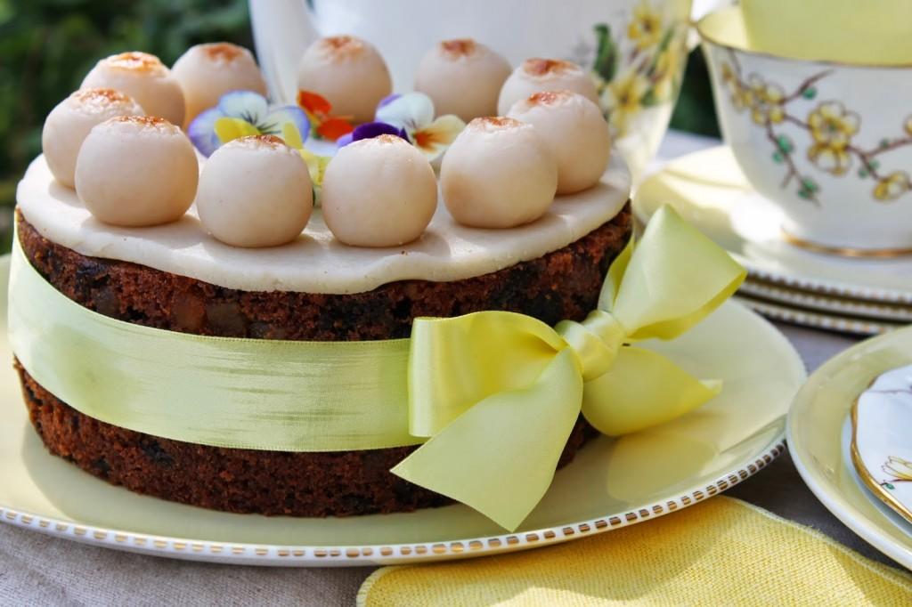 ... gâteau de Pâques « Simnel » - Les Recettes Grossesse De Neuf Mois