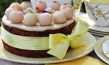 recette du simnel cake pour paques