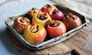 pommes cuites