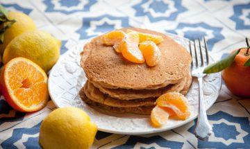 visuels recettes maman pancakes clementines noix de coco quinoa