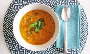 visuels recettes maman soupe de lentilles indiennes
