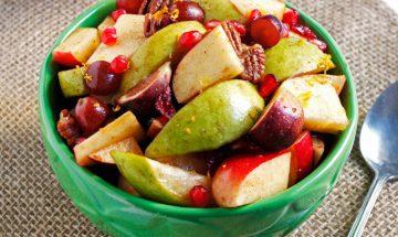 tajine sucre aux fruits