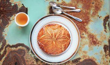 galette des rois abricots