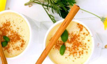 visuels recette maman smoothie a la mangue