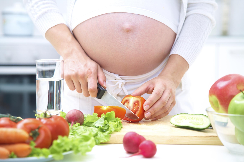une bonne alimentation pour une femme enceinte