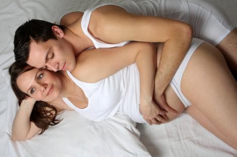 Quel effet à votre ventre rond sur votre homme ?