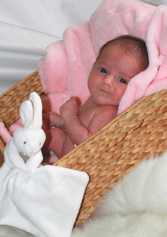 Alys, née le 2 janvier 2014