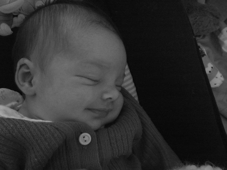 Margaux, née le 4 janvier 2014