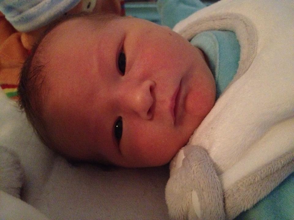 Ethan qui est né le 25 février 2014
