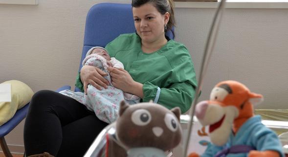 La réussite incroyable d'une opération sur le cœur d'un bébé prématuré !