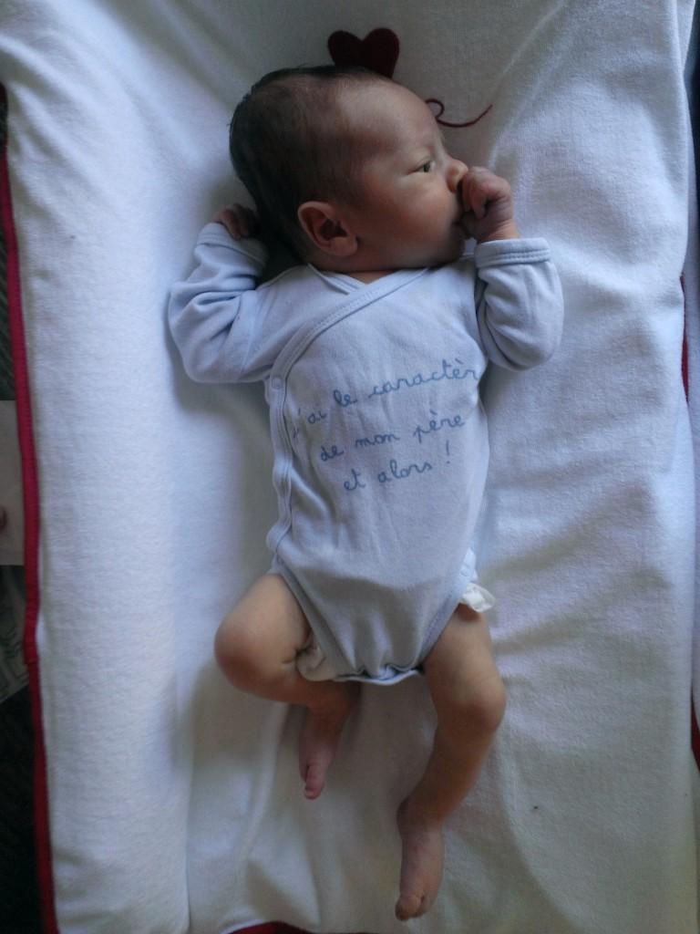 Nolan est né le 7 février