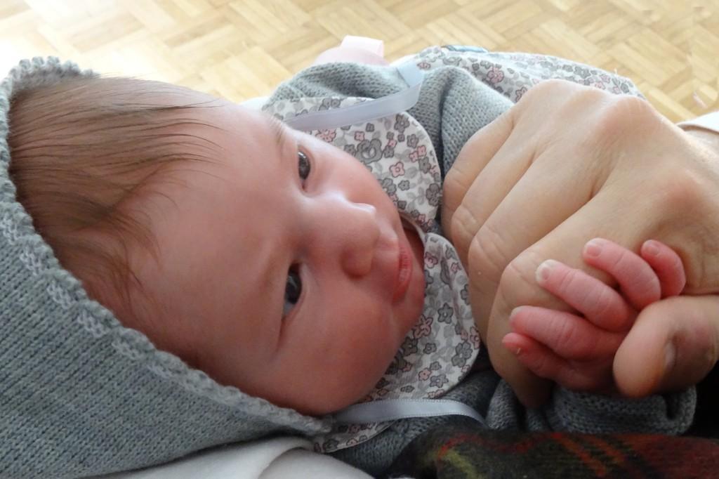 Roxane Chevallard-Guinoiseau, née le 17 février