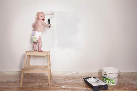 bébé photoshop6