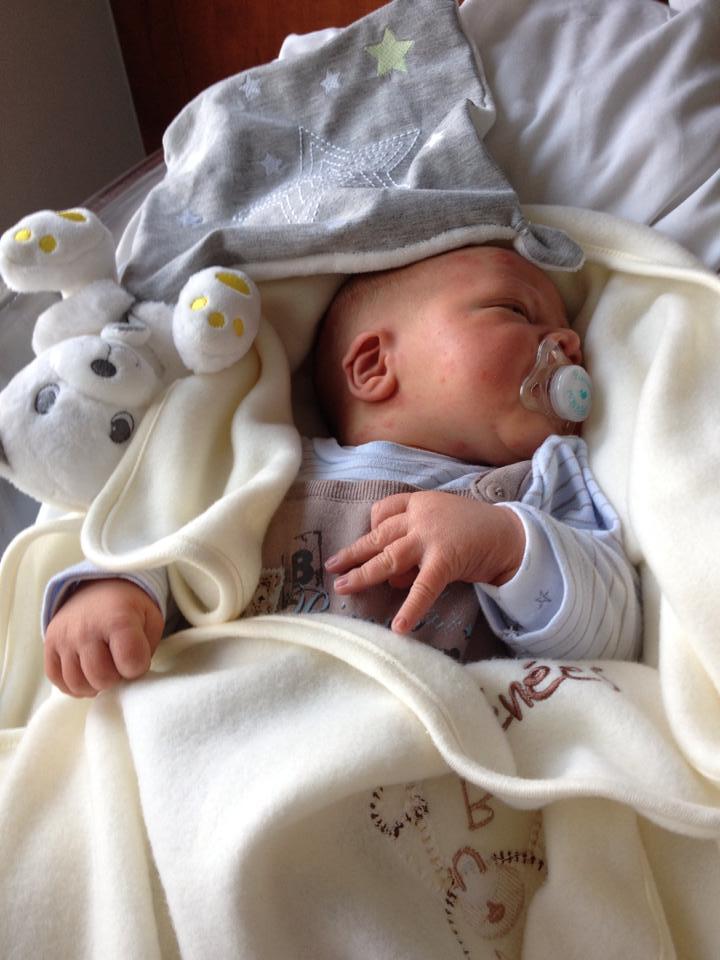Louis, né le 18 mars