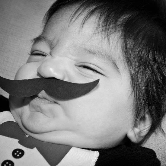 bebe moustache 5