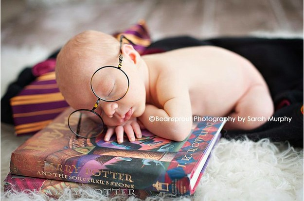 bebe harry potter