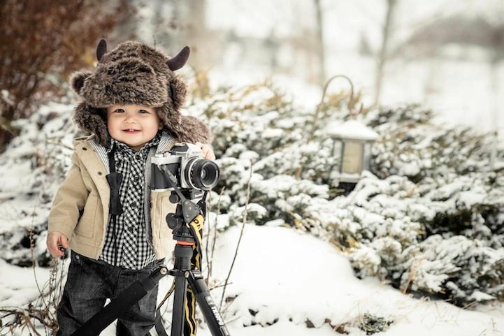 bebe photographe