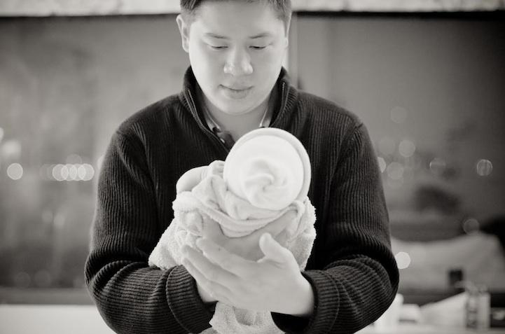 papa et bebe 1