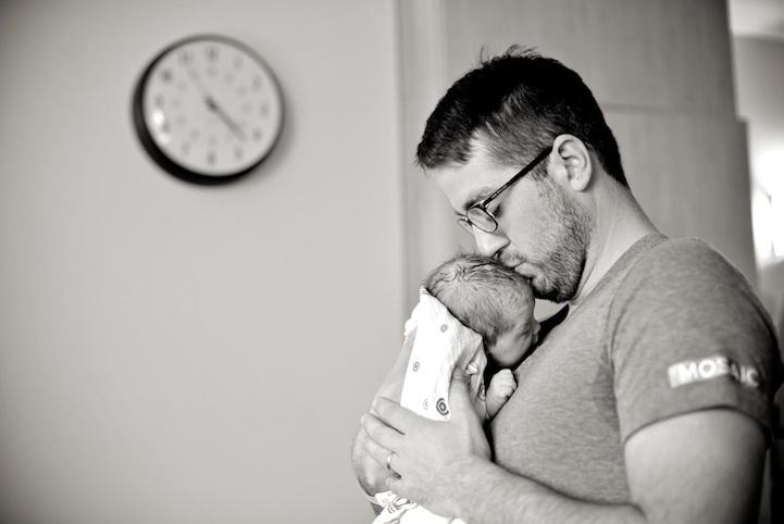 papa et bebe 2