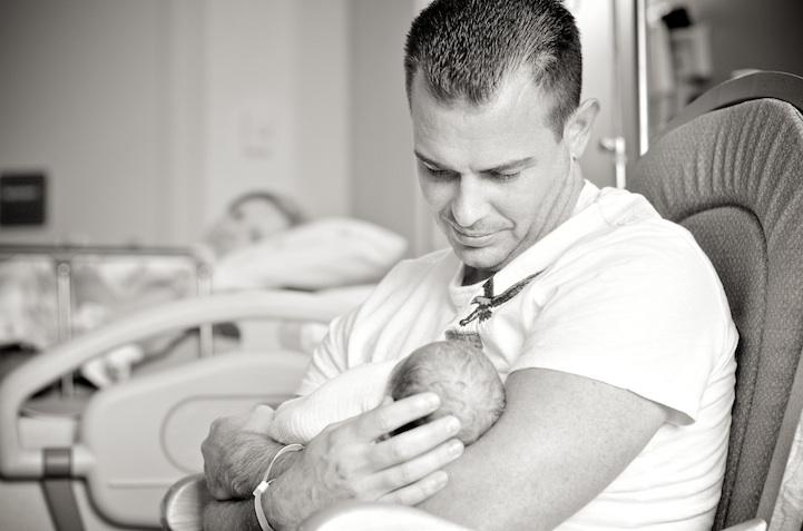 papa et bebe 3