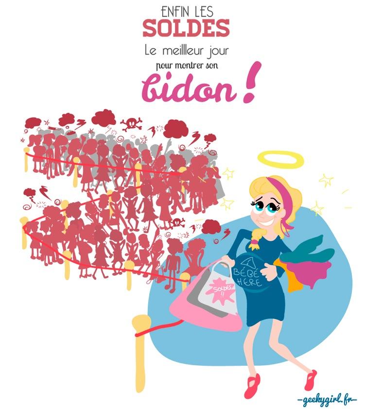 soldesbidon-geeky-girl