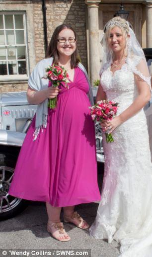 Accouchement mariage 2