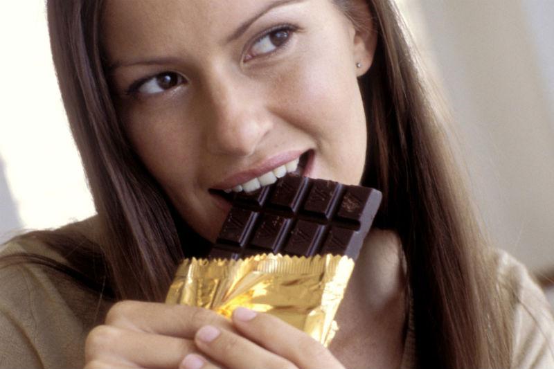 Vous et le chocolat, c'est :