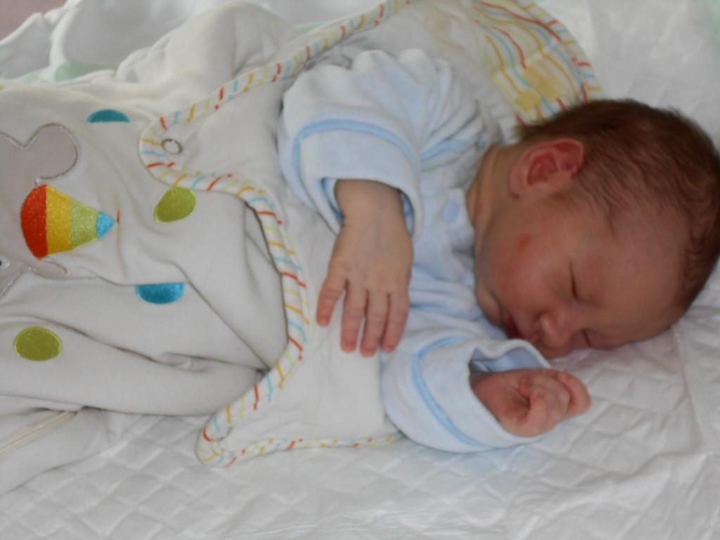 Aaron, né le 17 août.