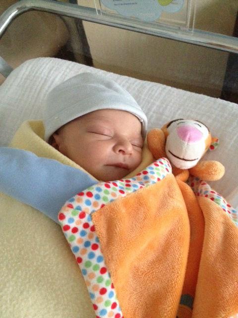 Adam, né le 21 août.