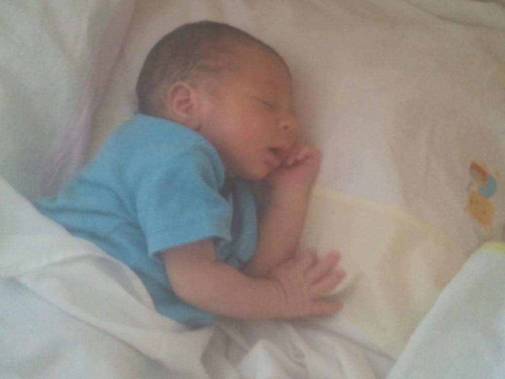 Aziz, né le 7 août.