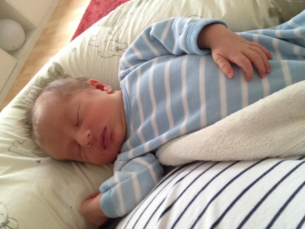 Henri, né le 25 août.