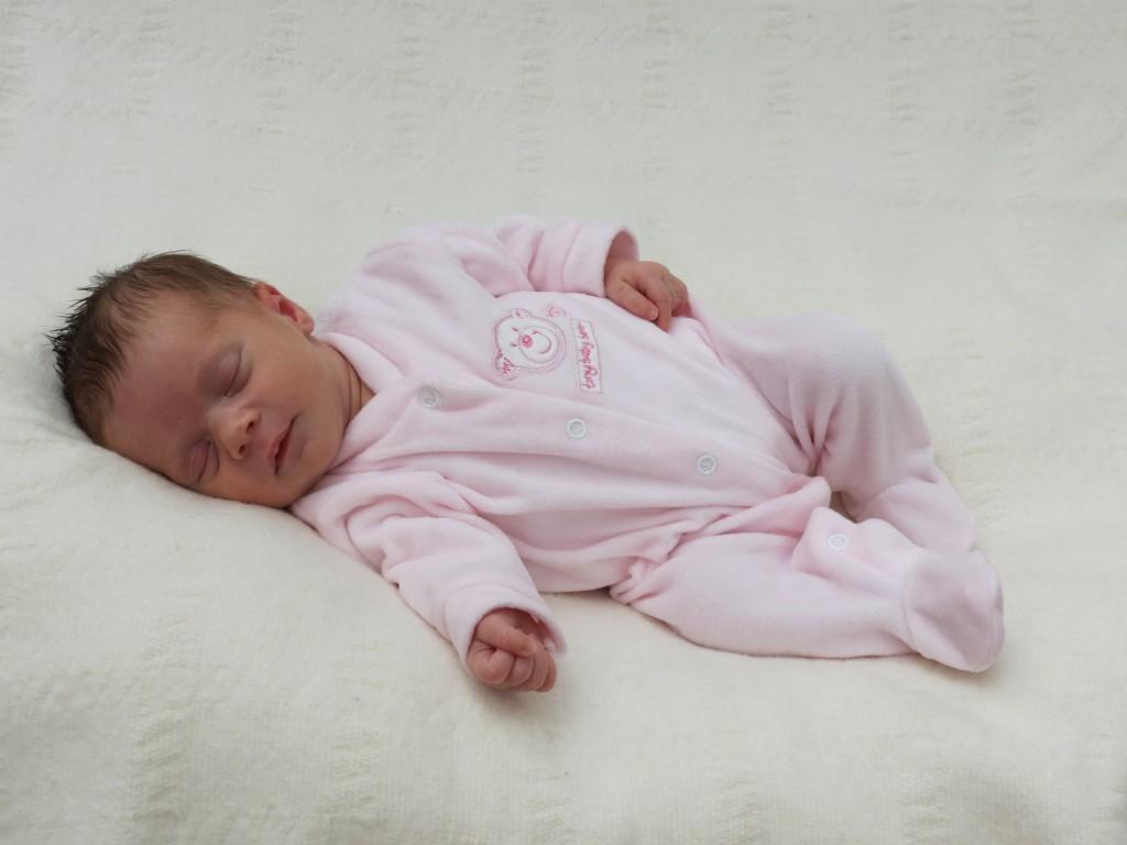 Juliette, née le 18 août.
