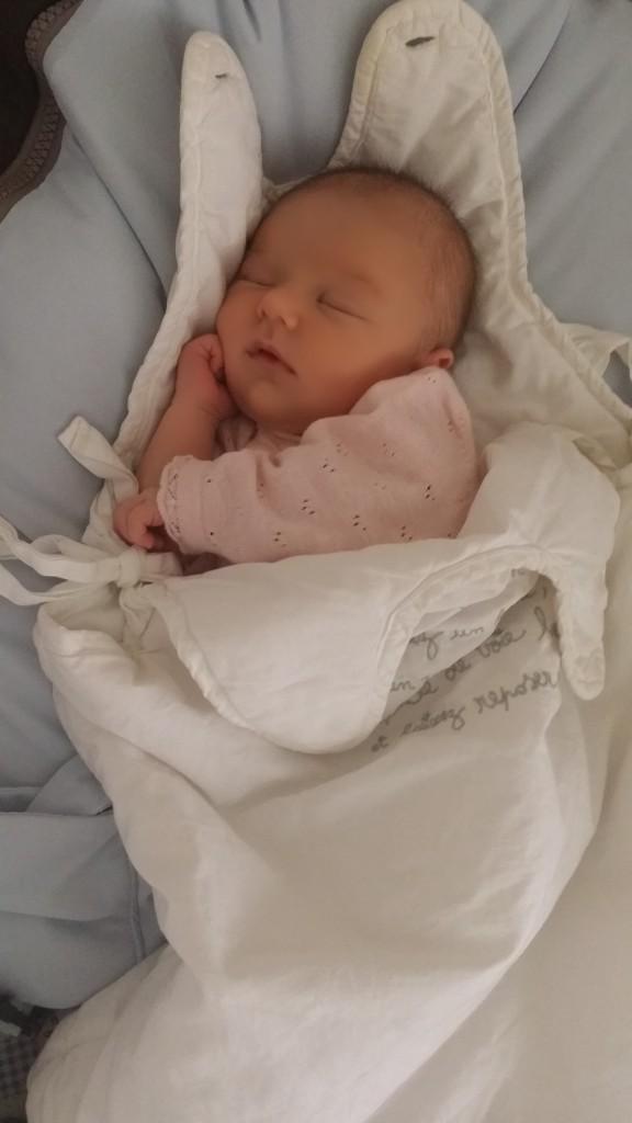 Lya, née le 27 août.