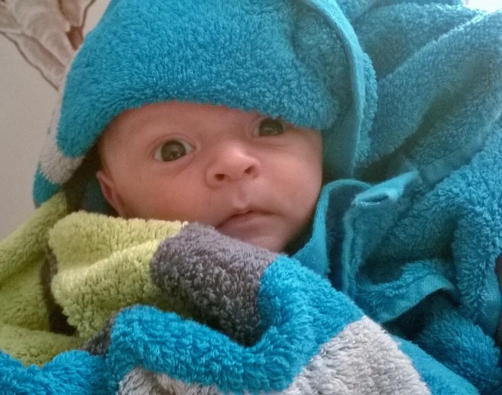 Maël, né le 8 août.