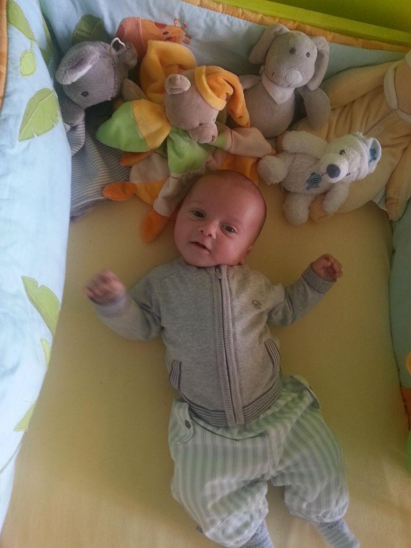 Nathan né le 4 aout