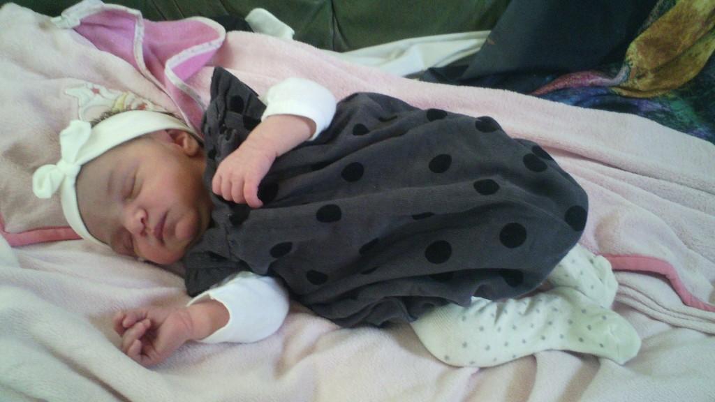 Nina, née le 30 août.