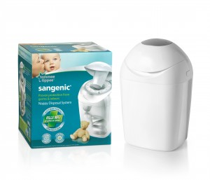Tommee Tippee Poubelle à couches Sangenic