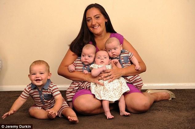 Couple 4 enfants 5