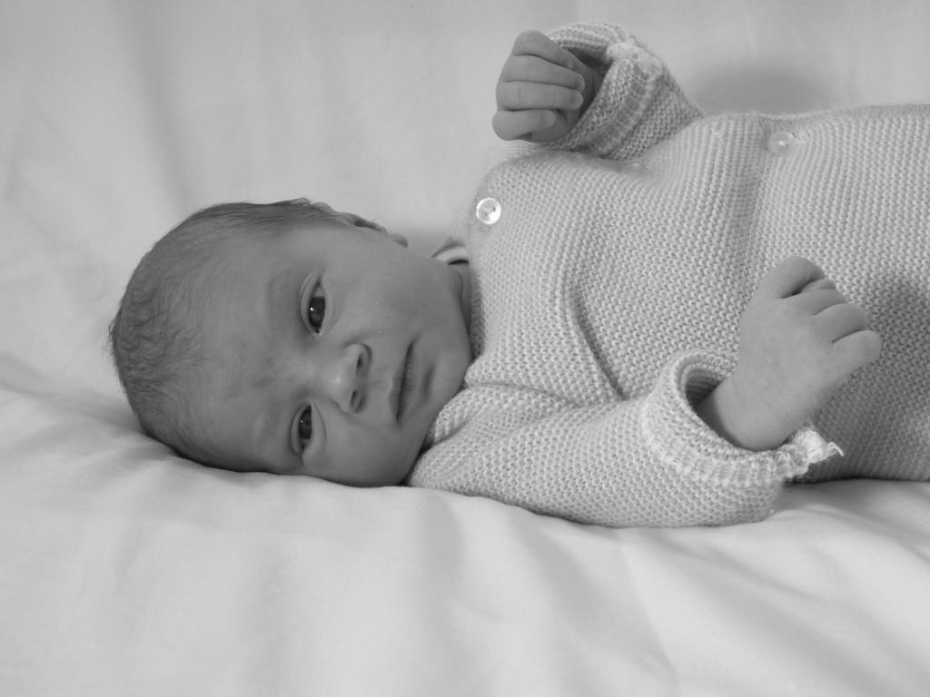 Emma née le 18 septembre 2014.