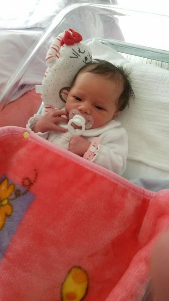 Emy, née le 30 septembre.