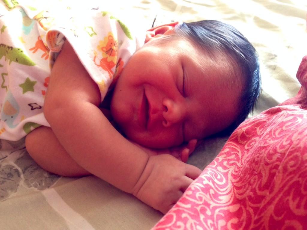 Merahinui, né le 12 septembre 2014.