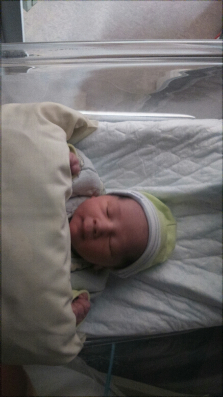 Alexy, né le 15 septembre 2014
