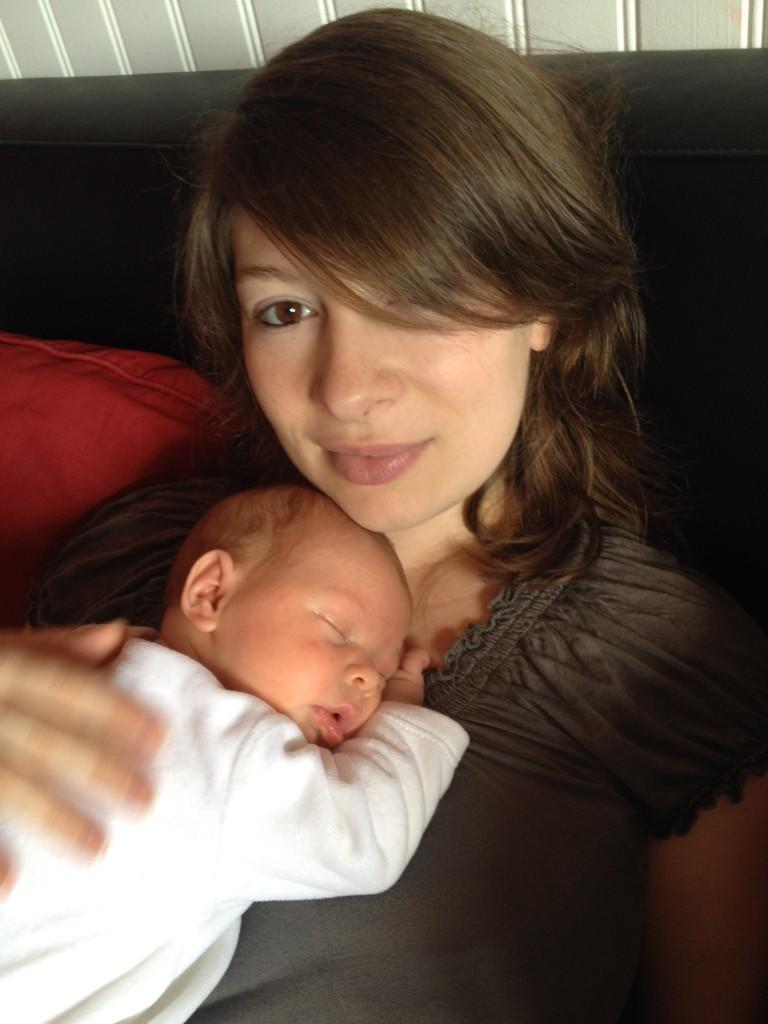 Logan, né le 10 septembre 2014.