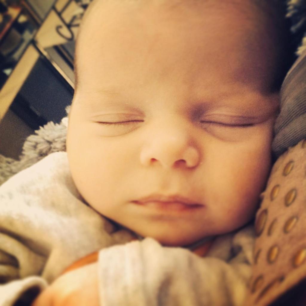 Théo, né le 12 septembre 2014.