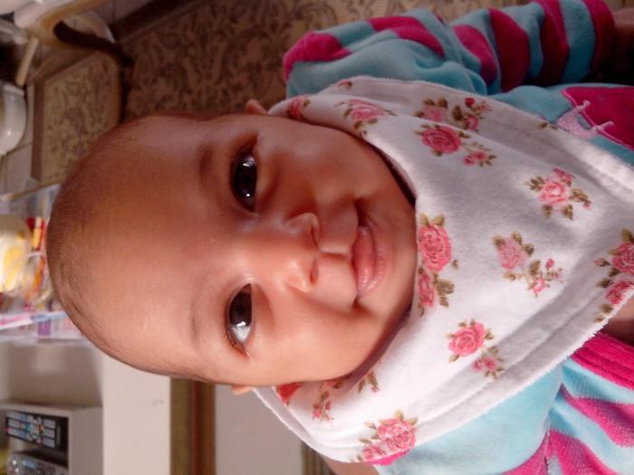 Eloise, née le 2 octobre 2014