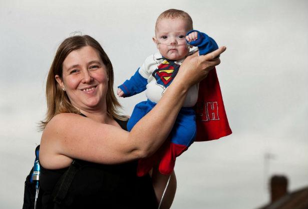 Bebe-premature-Superman-3