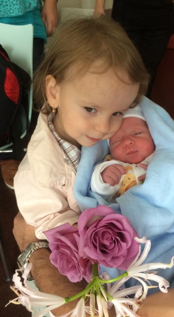 Cayla, née le 18 octobre 2014