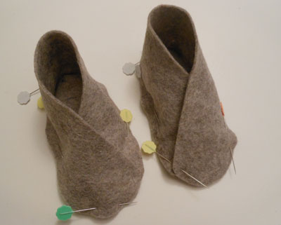 DIY chaussons 5