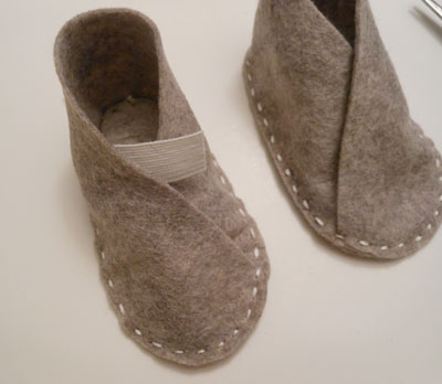 DIY chaussons 7